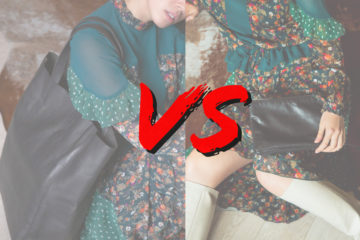 Visuel de l'article - shopper bag ou pochette : quel sac en cuir choisir - ordinari blog