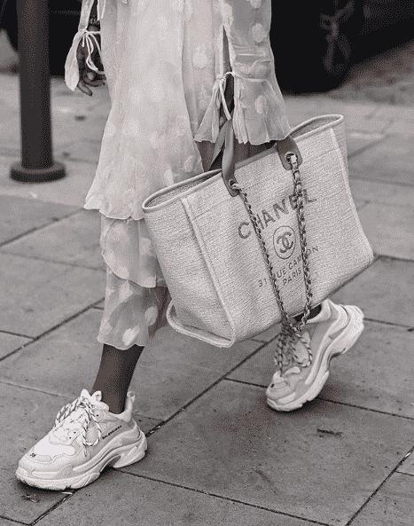 Sneakers tendances : Quelles sont les baskets du moment ?