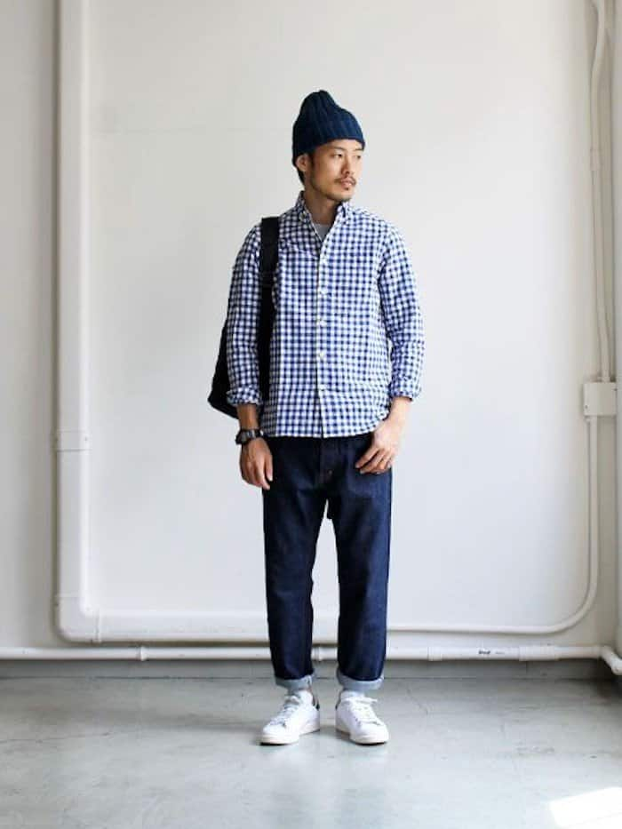 Image du look minimaliste 3 - O. le blog ordinari