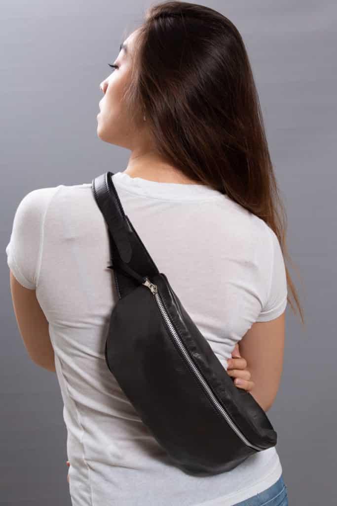 Sacoche banane-bum bag - porté dos femme - ordinari.shop
