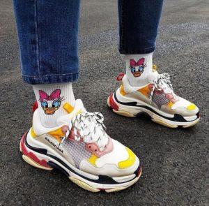 Les Ugly Sneakers : modernistes et tendances